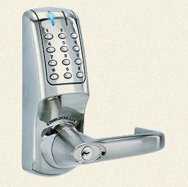 Electronic Access Code Control Lock