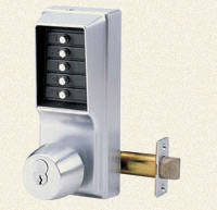 Simple Electronic Access Control Lock